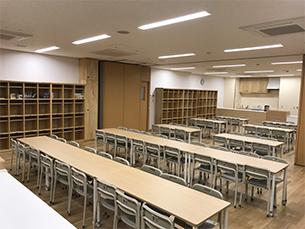 第1学童クラブ室・第2学童クラブ室