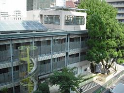 サン・サン赤坂外観写真